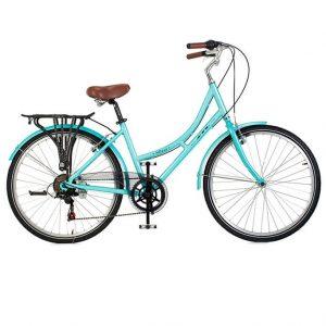 Bicicleta Urbana Holland Cian